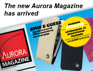 The new Aurora Magazine has arrived